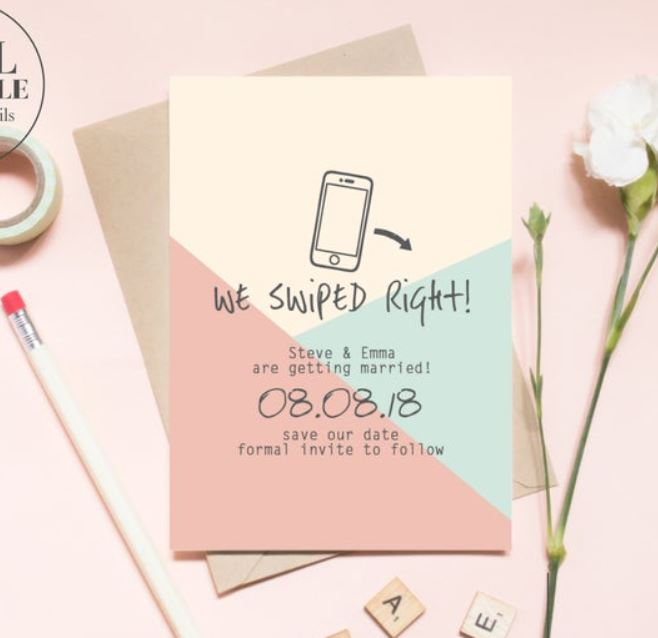 save the date ideas designs