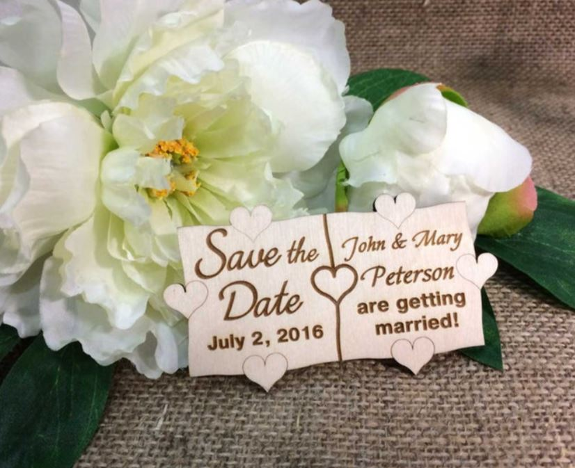 save the date ideas geeky