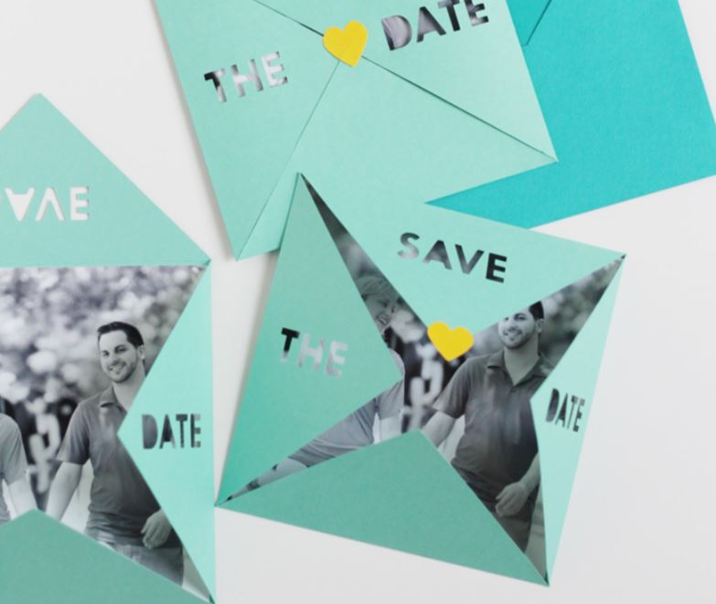 Clever save the date