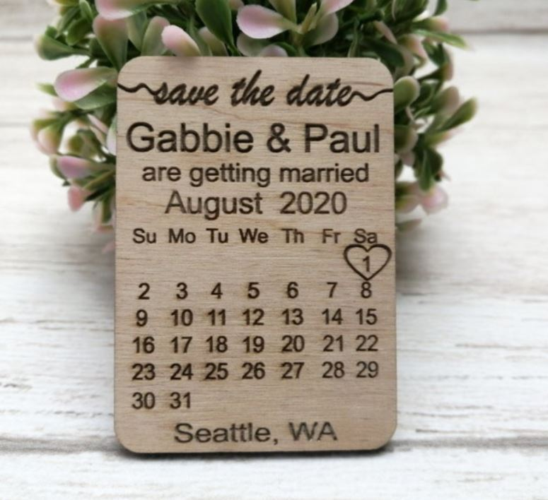 latest save the date ideas