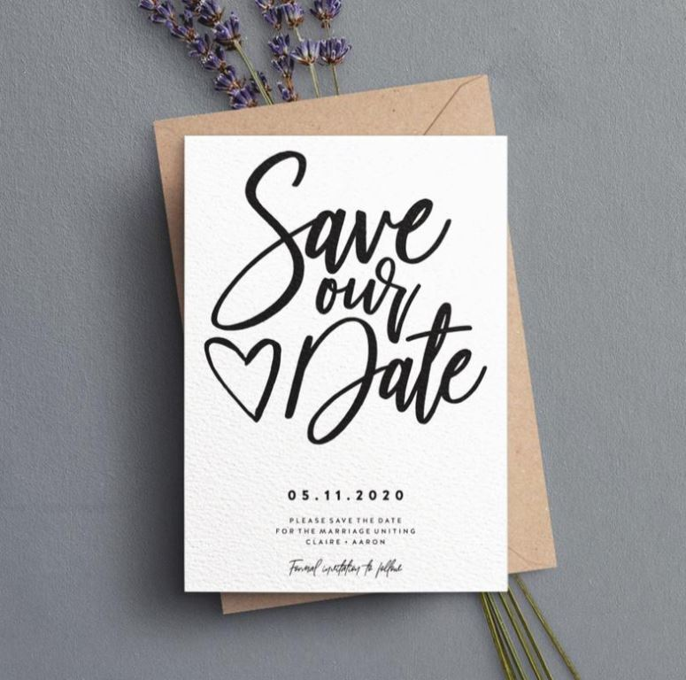 save the date ideas quotes